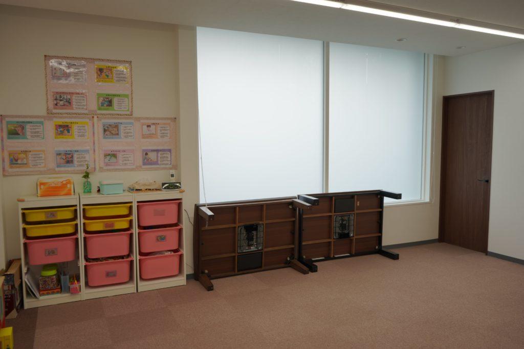 豊田南教室プレイルーム