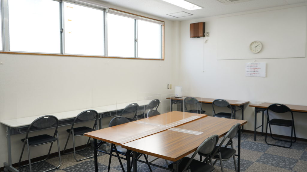 Polaris(ポラリス)御幸本町教室訓練室4